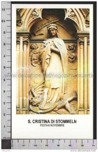 BEATA CRISTINA DI STOMMELN2