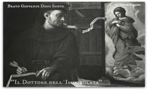 Beato GIOVANNI DUNS SCOTO