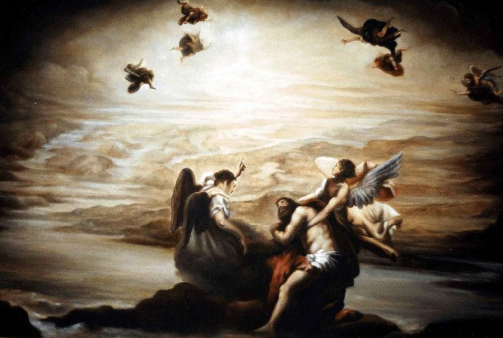 _Il rapimento di San Paolo al terzo cielo