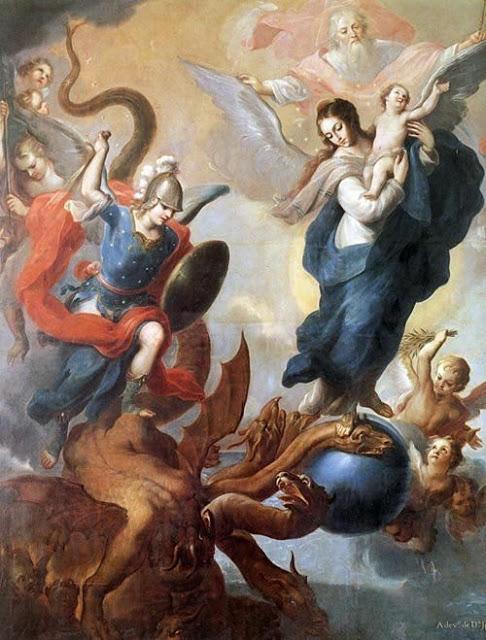 arcangelo s michele e maria