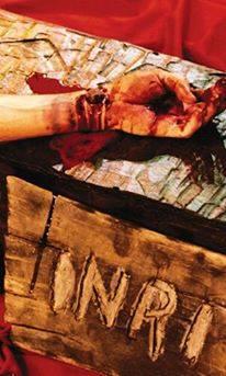 mano sinistra di Cristo