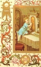 bambino tabernacolo