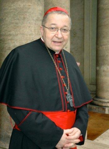 cardinale arcivescovo di Parigi e presidente della CEF