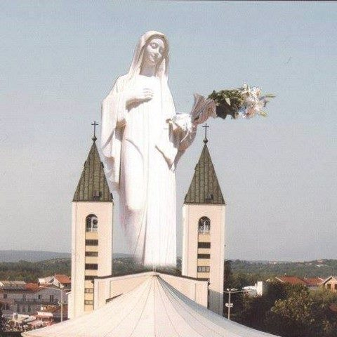 chiesa e maria