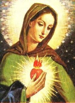 Cuore Immacolato di Maria.1