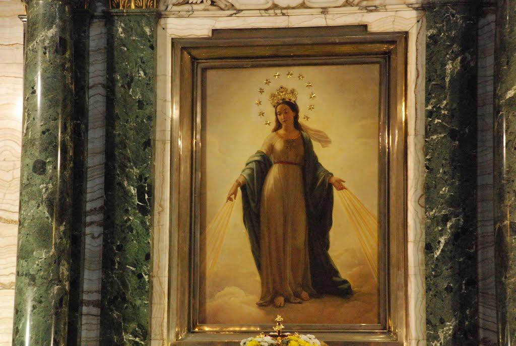 Risultati immagini per madonna del miracolo