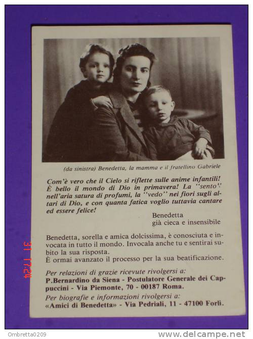 Venerabile Benedetta Bianchi Porro2