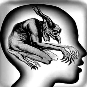 maligno opera nella mente