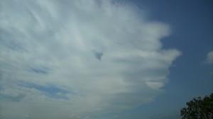 cuore - nuvola