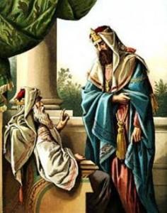 Il re Davide e Salomone
