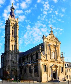 cathedral Bourbourg