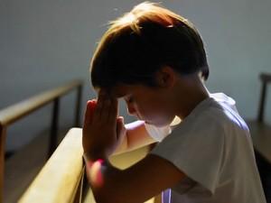 preghiera bimbo