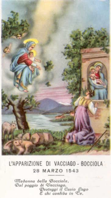Madonna della Bocciola Vacciago