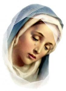 lacrime di Maria