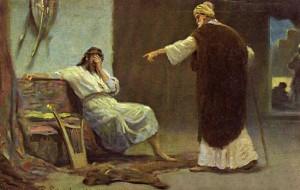 profeta natan e davide