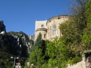 Montserrat-Monastery