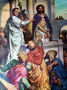 Pilato governatore romano