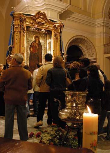 Pellegrinaggio della Madonna di Capo Colonna (Crotone) Calabria