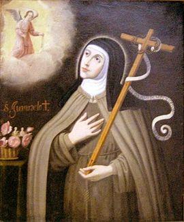 Santa Juana de la Cruz Vázquez Gutiérrez