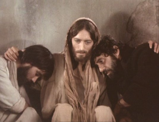 discepoli abbraccio