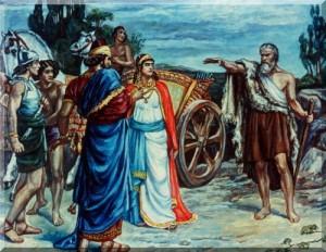 Acab, re d'Israele