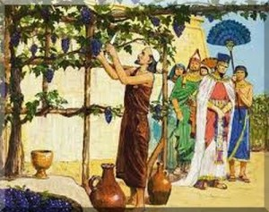 Nabot di Izreèl possedeva una vigna
