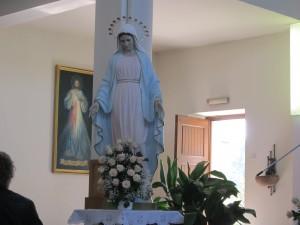 gesù misericordioso e maria