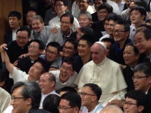 corea visita di papa Francesco agosto 2014