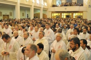 sacerdoti a Medjguorje