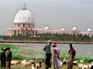 nostra signora della pace di Yamoussoukro
