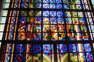 Yamoussoukro+Basilica+Stained+Glass+11