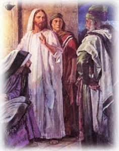 farisei e maestri della legge