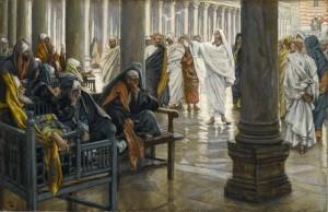 farisei guai a voi