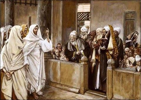 farisei - maestri della legge