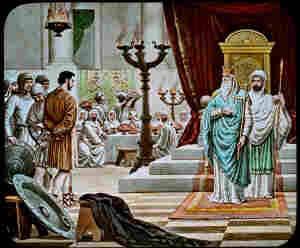 parabola del re e del perdono