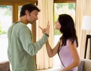 litigare coppia