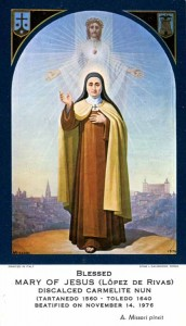 beata teresa maria di Gesù2