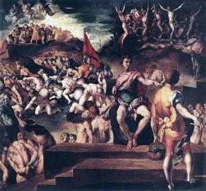 martirio di san Maurizio e cc