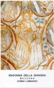 Madonna della Ghianda Somma Lombardo