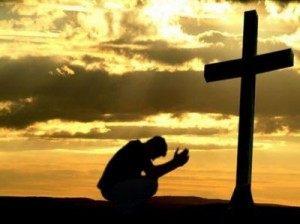 preghiera in ginoccio