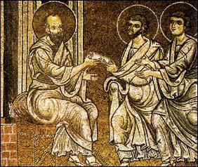 Paolo Timoteo e Tito