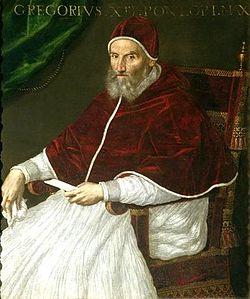 Papa Gregorio XIII