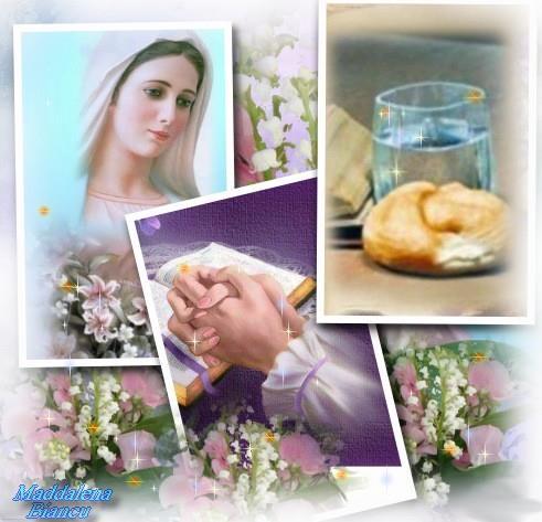 digiuno e preghiera