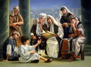 ritrovamento di Gesù nel tempio2