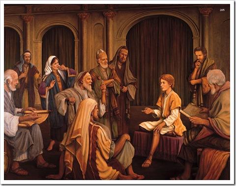 ritrovamento di Gesù nel tempio3