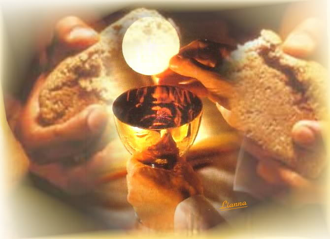 SEUCARISTIA-2 pane di vita