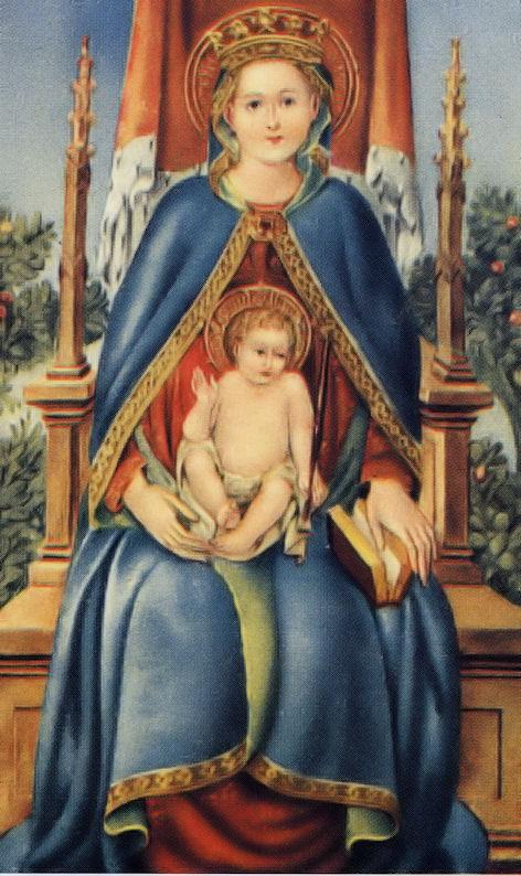 corbetta Madonna dei miracoli