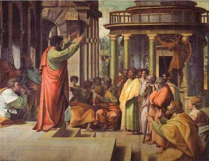 paolo predicazione