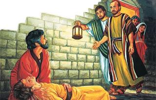 risurrezione eutico di san paolo