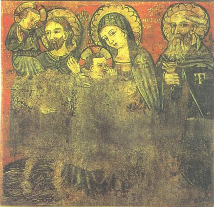 Santuario Madonna della Salute, La Sacra Immagine